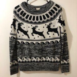 GARAGE | Long Sleeve Moose's Sweater